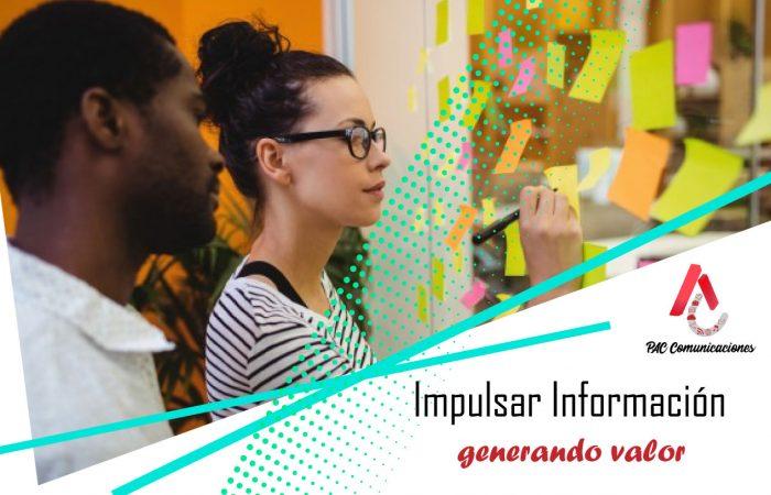 Diseño Impulsar Información