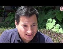 Mensaje del Ing. David Cáceres Figueroa, egresado de la FIC - UNI