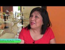 En San Isidro la comida rica también es saludable